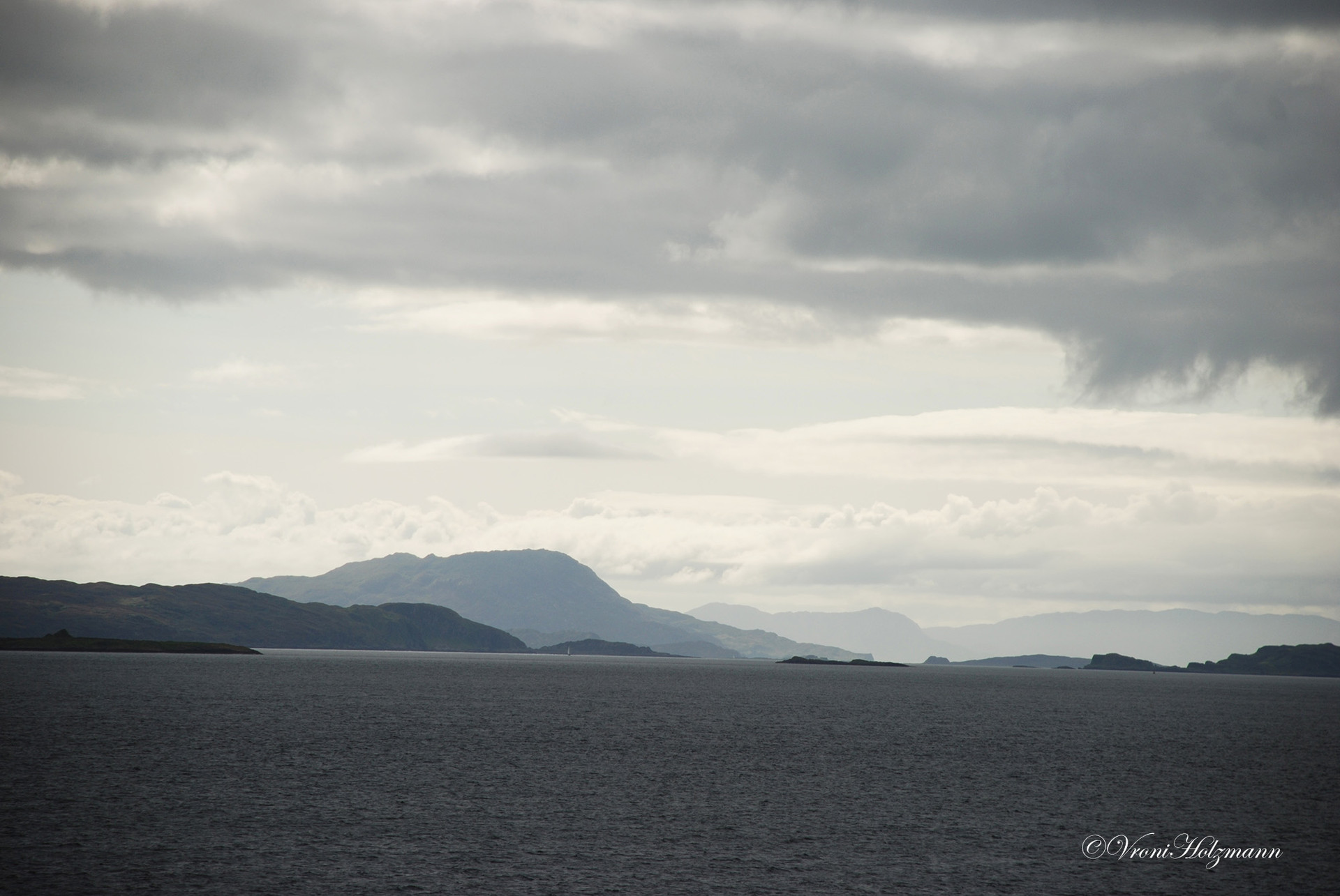 Dark Clouds over the Isles