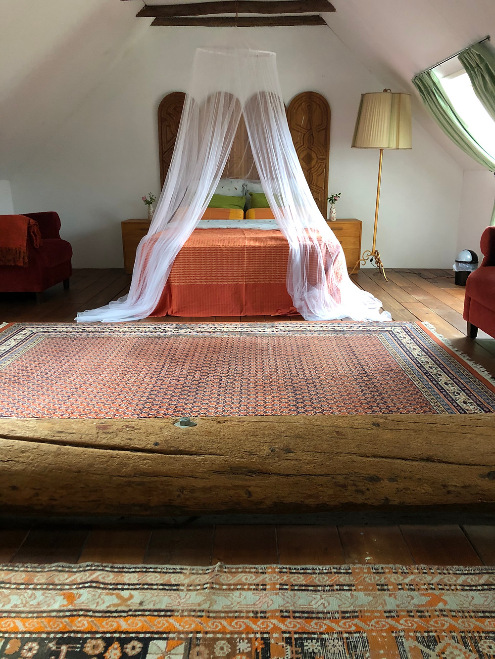 Tuinarchitect Regio Rotterdam en Tuinarchitect Zeeland Studio Linda Lavoir bezoekt Nationaal park Drents Friese Wold