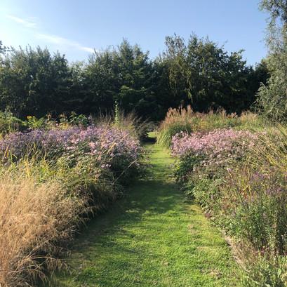 De mooiste tuin waar ik ooit ben geweest