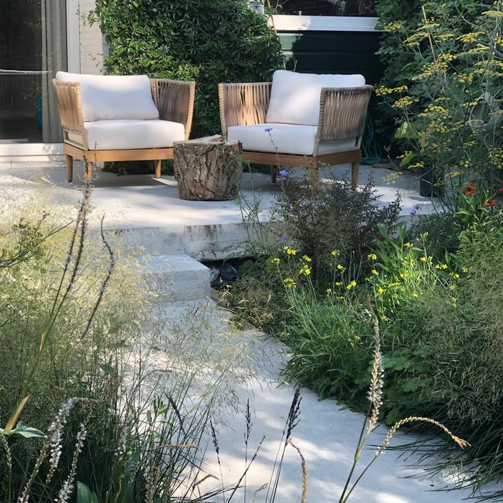 De moderne, ecologische tuin      Rotterdam      75 m²