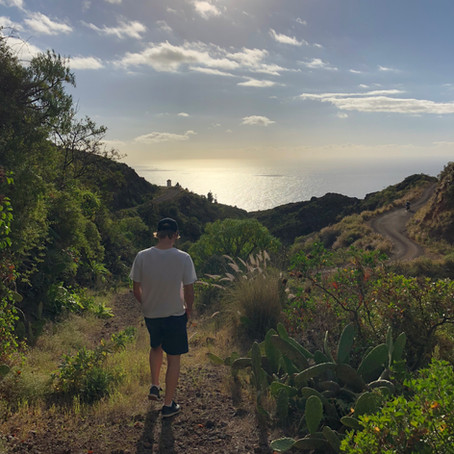 La isla bonita, La Palma