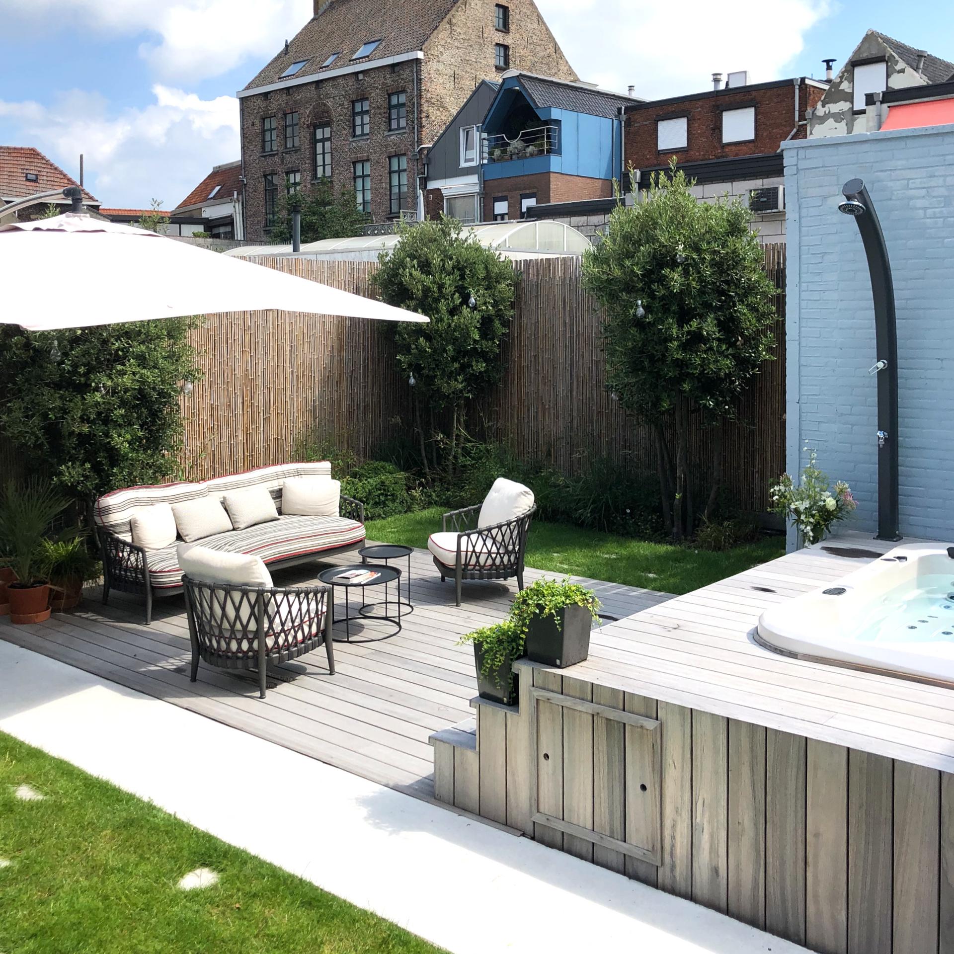 De stadstuin  |   Sas van Gent  |  100 m²