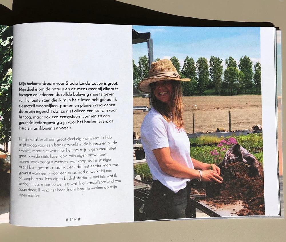 Interview tuinontwerp Studio Linda Lavoir, hello Zeeland
