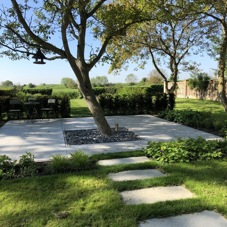De landschappelijke tuin  |  Griete  |  3000 m²