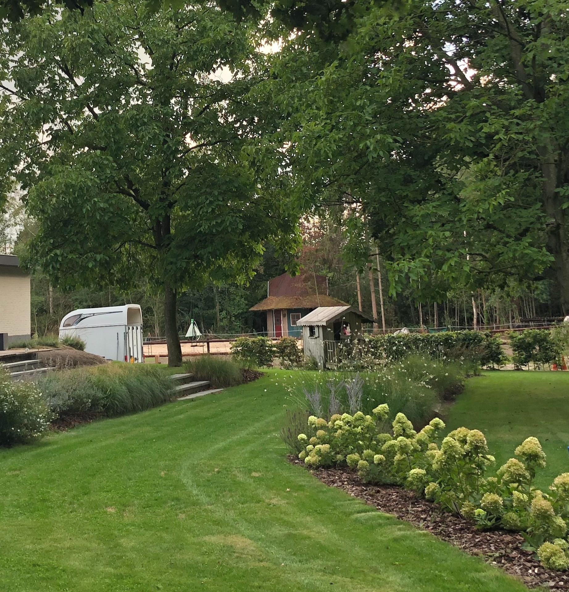 De landschappelijke tuin  |  Zuiddorpe  |  3000 m²