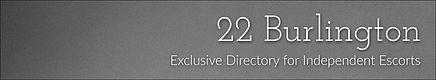 22 Burlington UK Escorts