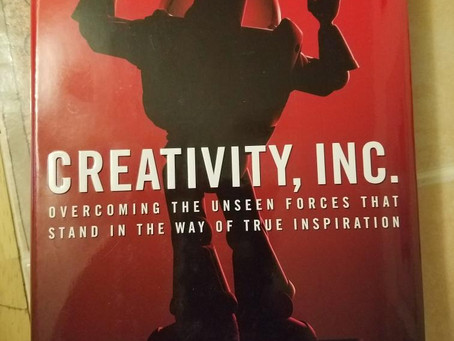 To Creativity...and Beyond!