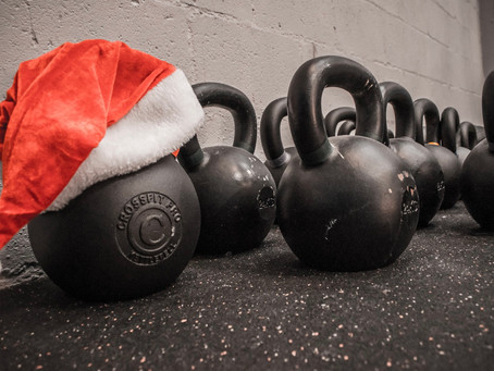 Why you should keep up with your exercise over Christmas