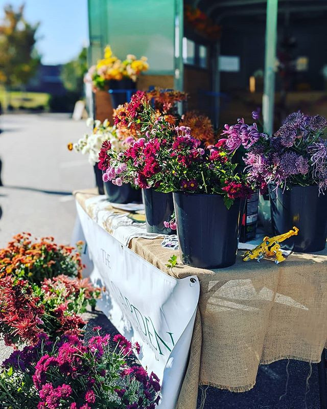 Come make your own bouquets!__#heirloomm