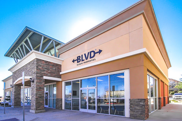 A photo of BLVD Estate office building located in chatsworth CA