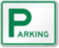aluminum-parking-sign-k-1605.png
