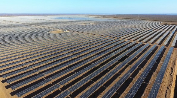usina solar no Piauí