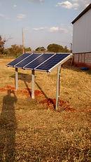 bombeamento solar