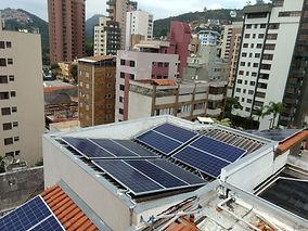 Projeto sistema solar fotovoltaico - Transforme Soluções Energéticas