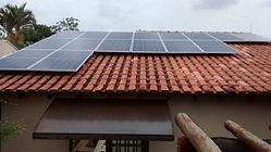 Sistema fotovoltaico 5,36kwp Dourados-Ms