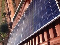 Instalação solar 6 placas Deodapolis-Ms