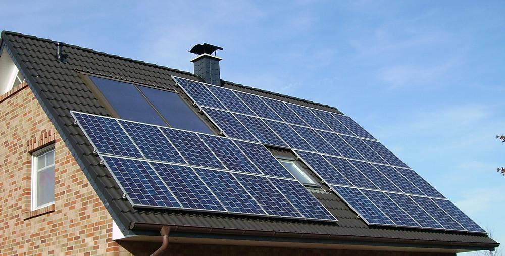 energia solar fotovoltaica Transforme Soluções Energéticas