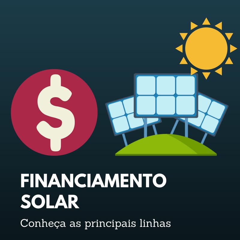 Financiamento de energia solar transforme soluções energeticas
