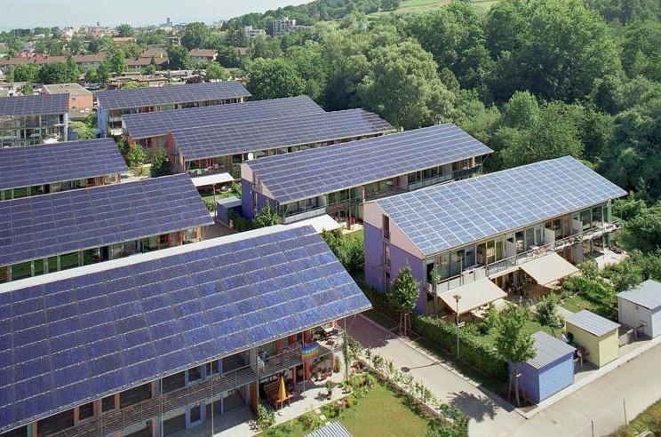 Geração de energia em condominios Transforme Soluções Energéticas