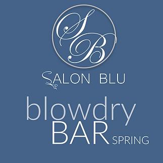 Salon Blu Blowdry Bar Spring Texas Hair Cut Color Women Ombre Balayage