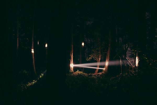 400 años luz. Fotopeformance de Marge Gómez.