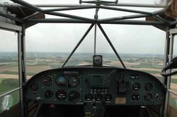 coyote cockpit