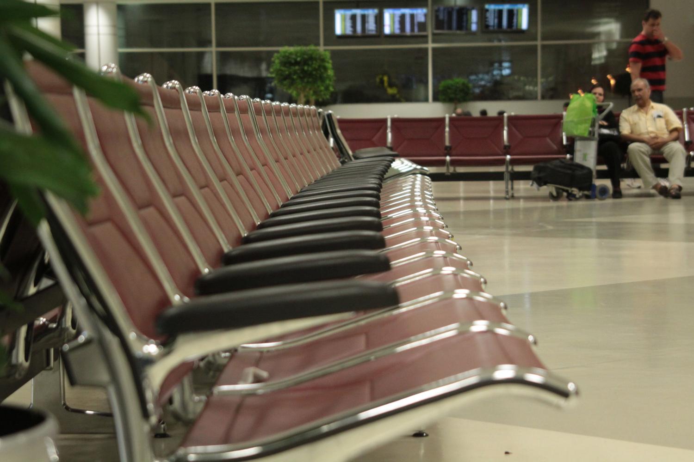 Atendimento em aeroportos