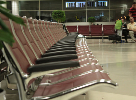 Airport Delays Build Travel Virtues