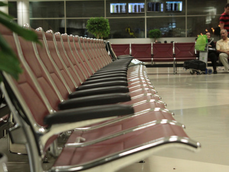 How to spend 12 hours in an Airport