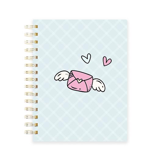 Caderno Pedidos Envelope Fofo - Licença Comercial