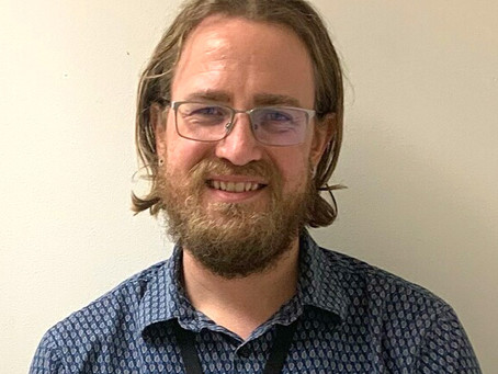Rev. Lucas Boomsma to be our new pastor July 2021