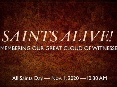 All Saints Sunday