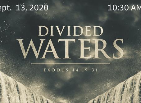 Worship -- September 13, 2020
