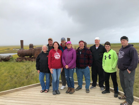 Nome Mission Team Returns After a Week of Work (and Play)