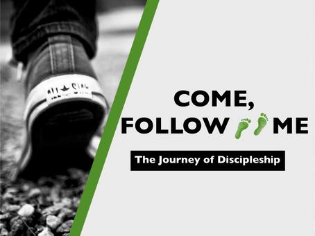 Discipleship Sermon Series Starts Sept. 9