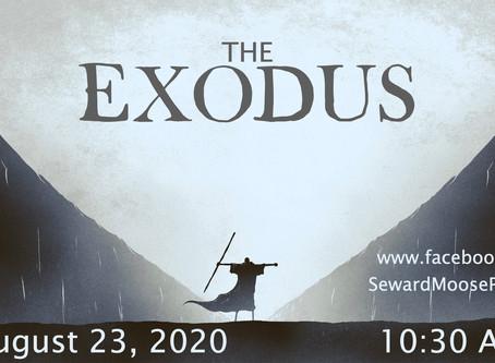 WORSHIP -August 23, 2020