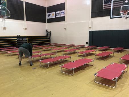 Preparing for Evacuees