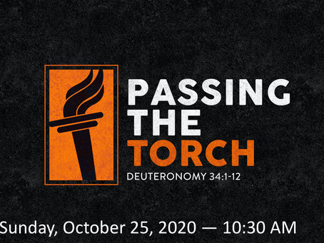 Sunday, October 25, 2020