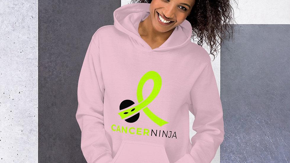 Lymphoma Awareness, Lymphoma Fighter, Lymphoma Warrior, Cancer Ninja Hoodie
