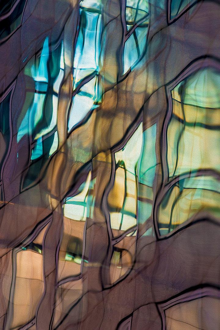 RÉFLEXION Nº 82  Photographie d'art grand format par Denis Eugène Robert sur TRAGART