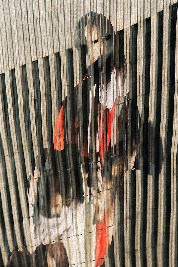 RÉFLEXION Nº 41  Photographie d'art grand format par Denis Eugène Robert sur TRAGART