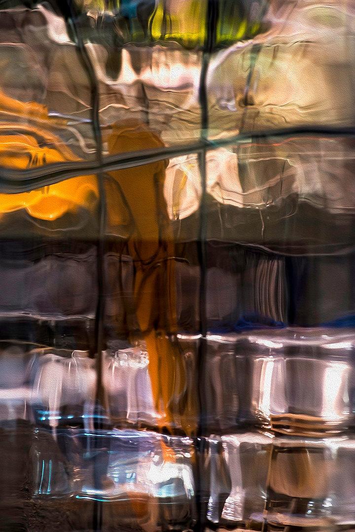 RÉFLEXION Nº 77  Large format fine art photograph by Denis Eugene Robert on TRAGART