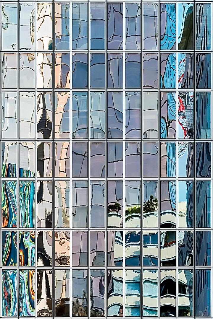 RÉFLEXION Nº 22  Photographie d'art grand format par Denis Eugène Robert sur TRAGART