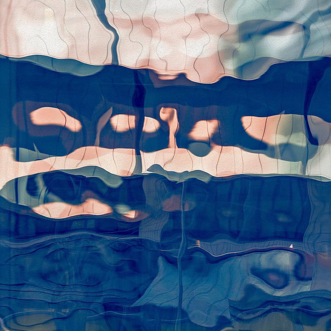 RÉFLEXION Nº 78  Photographie d'art grand format par Denis Eugène Robert sur TRAGART