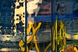 REFLECTION Nº 39 (triptyque)