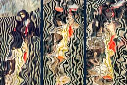 REFLECTION Nº 2 (triptyque)
