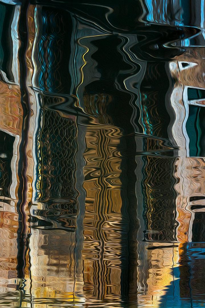 RÉFLEXION Nº 68  Photographie d'art grand format par Denis Eugène Robert sur TRAGART