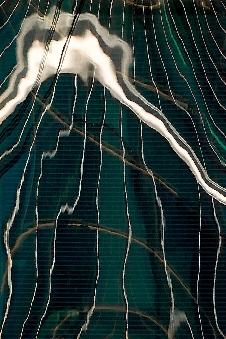RÉFLEXION Nº 21  Photographie d'art grand format par Denis Eugène Robert sur TRAGART