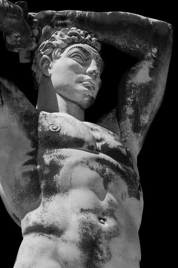 SCULPTURE Nº 1  Photographie d'art grand format par Denis Eugène Robert sur TRAGART