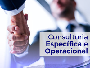 Consultoria Específica e Operacional